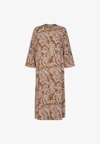 Soyaconcept - SC-RAKEL - Maxi dress - rose combi - 0