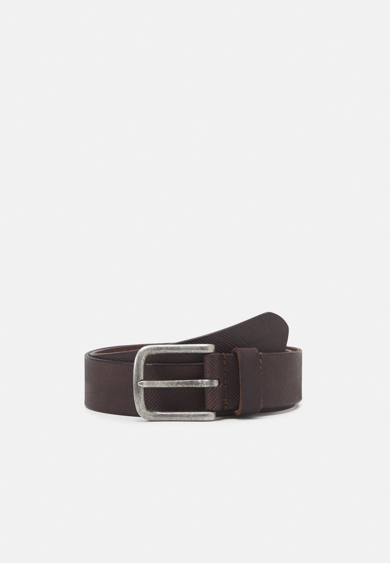 Pier One - LEATHER - Riem - brown