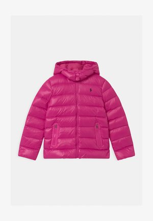 CHANNEL OUTERWEAR - Down jacket - college pink