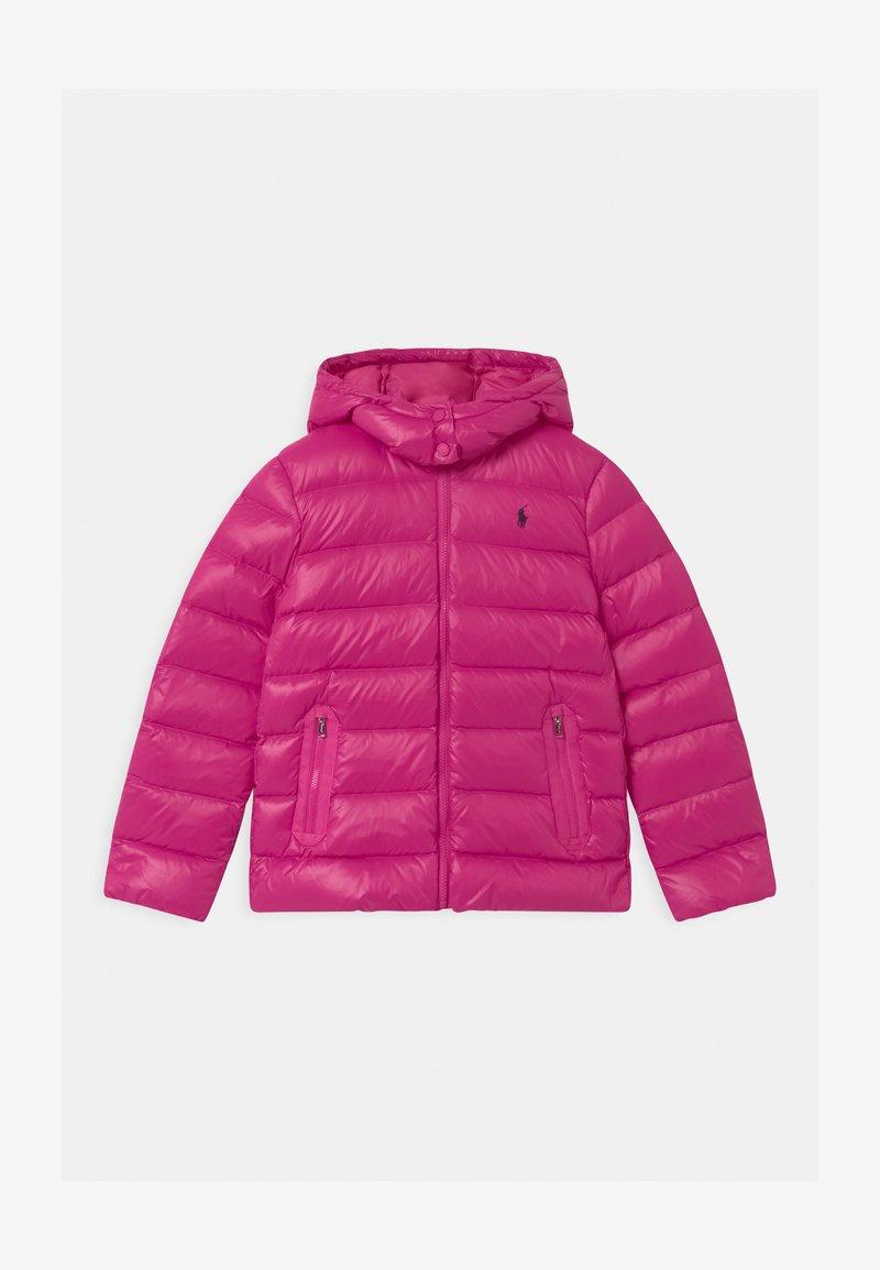 Polo Ralph Lauren - CHANNEL OUTERWEAR - Down jacket - college pink