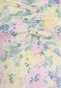 YAS - YASDOTTEA 7/8 MIDI DRESS  - Robe d'été - multi-coloured - 2