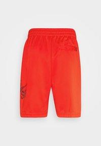Nike SB - SUNDAY UNISEX - Shorts - chile red/dark beetroot - 8