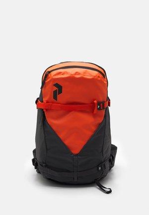 VERTICAL SKI UNISEX - Backpack - zeal orange