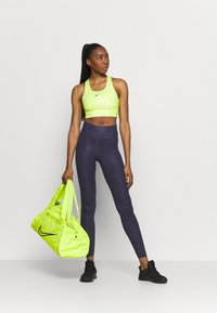Nike Performance - ONE LUXE - Tights - obsidian - 1