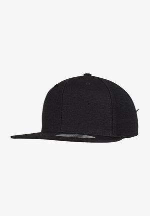 BANDANA TIE SNAPBACK - Cap - black/black