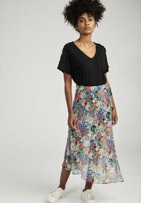 NAF NAF - A-line skirt - multicouleurs - 1