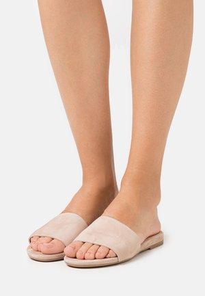 CADIARSIN - Pantofle - nude