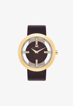 LUCREZIA - Horloge - dunkelbraun