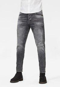 G-Star - SCUTAR 3D SLIM TAPERED - Slim fit jeans - vintage basalt - 0