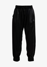 10DAYS - WIDE PANTS - Trousers - black - 3