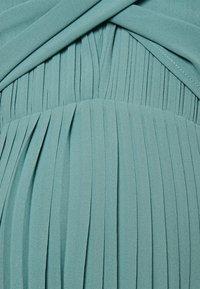 TFNC Maternity - SIDONY - Společenské šaty - native green - 5
