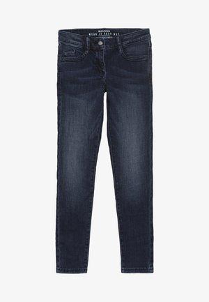 Džíny Slim Fit - warm blue