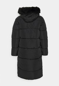 ONLY - ONLMONICA LONG PUFFER COAT  - Winter coat - black - 1