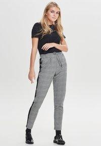 ONLY - Chinos - black - 1