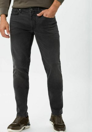 STYLE CHRIS - Slim fit jeans - patina black
