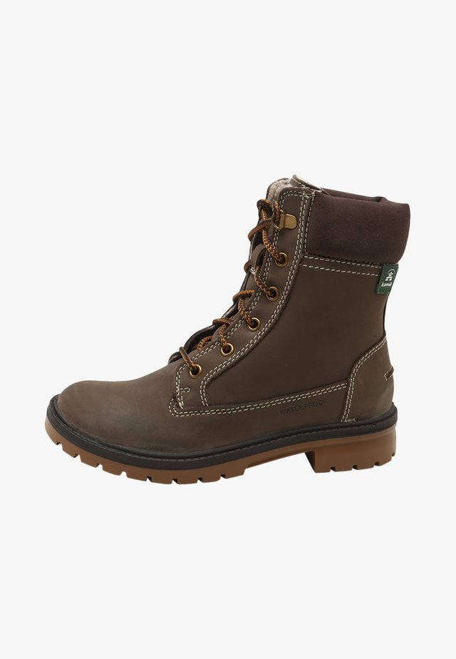 ROGUE6 - Winter boots - dark brown