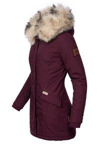 Navahoo - CRISTAL - Winter coat - burgundy - 2