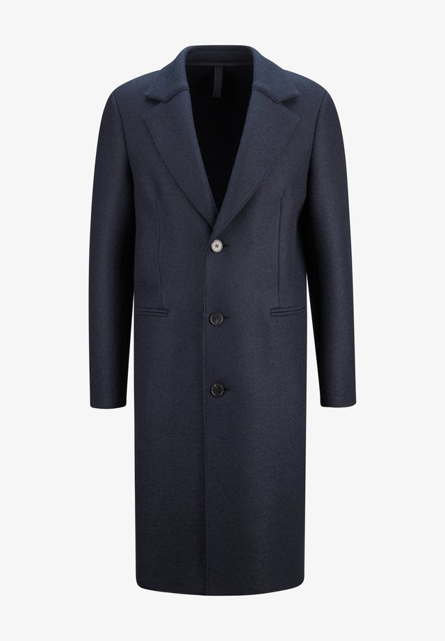 Classic coat - dark blue