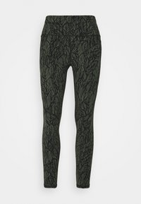 Sweaty Betty - POWER 7/8 WORKOUT LEGGINGS - Medias - green - 0