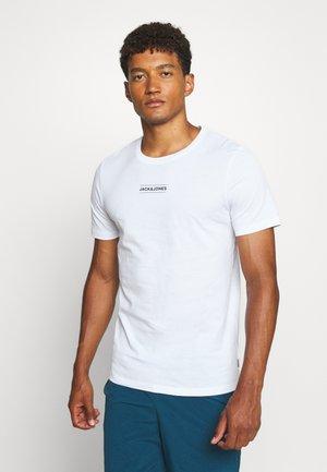 JCOTULIP TEE - T-Shirt print - white