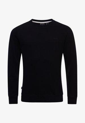 SUPERDRY - Sweater - black