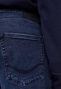 PULL&BEAR - Jeans slim fit - dark-blue denim - 5