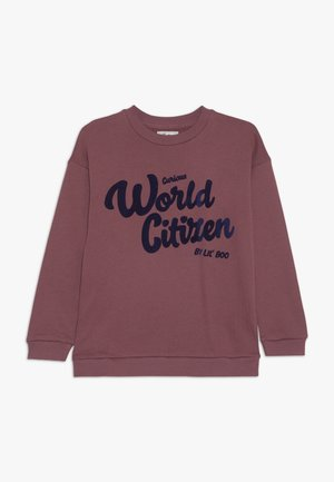 CURIOUS WORLD CITIZEN - Mikina - renaissance rose
