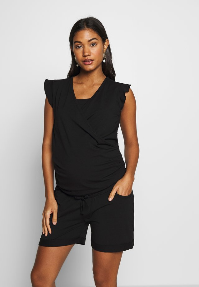 MANILA - Jumpsuit - black