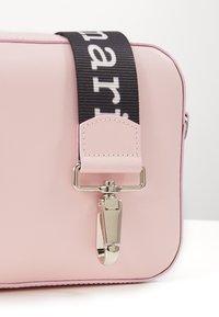 Marimekko - GRATHA BAG - Across body bag - soft pink - 3