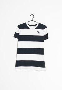 Abercrombie & Fitch - T-shirt imprimé - blau - 0