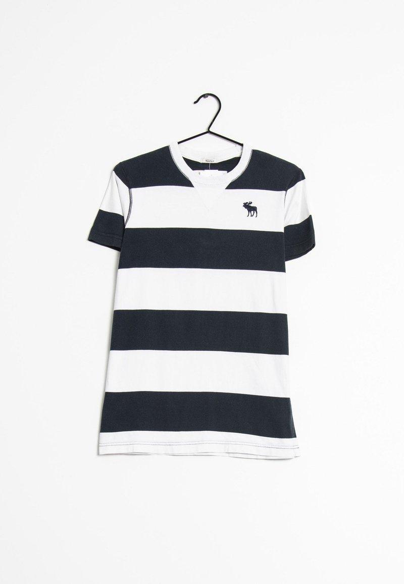 Abercrombie & Fitch - T-shirt imprimé - blau
