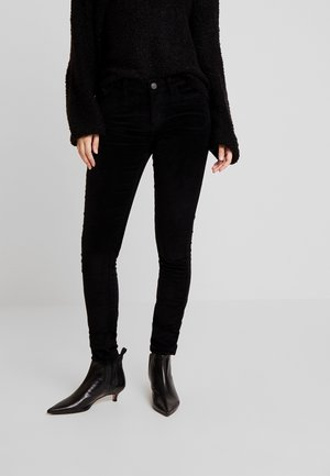 ONLCARMEN GLOBAL PANT - Bukse - black