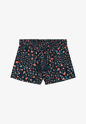Shorts - poseidon blue