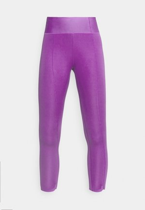 ONE LUXE CROP - Leggings - wild berry