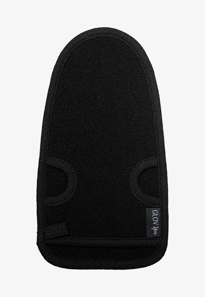 Glov - TAN AWAY SKIN SMOOTHING - Huidverzorgingstool - black