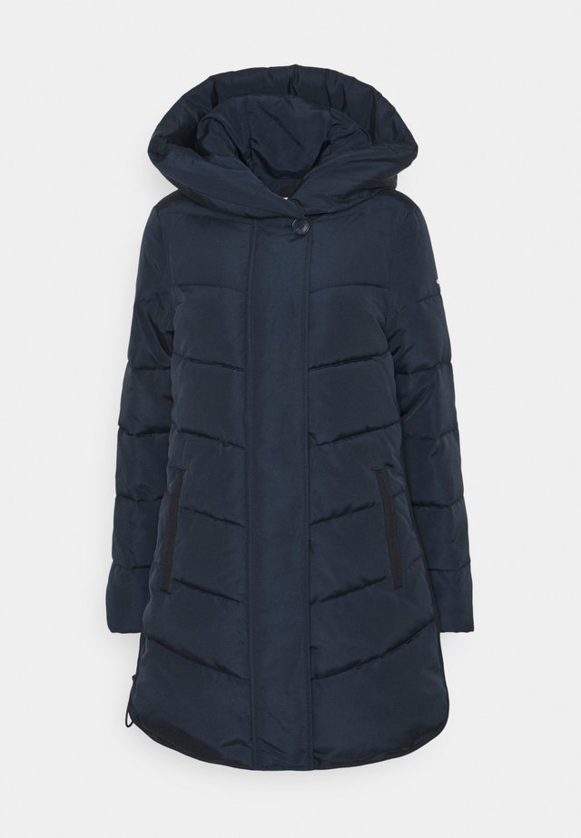 WINTERLY PUFFER COAT - Zimní kabát - sky captain blue