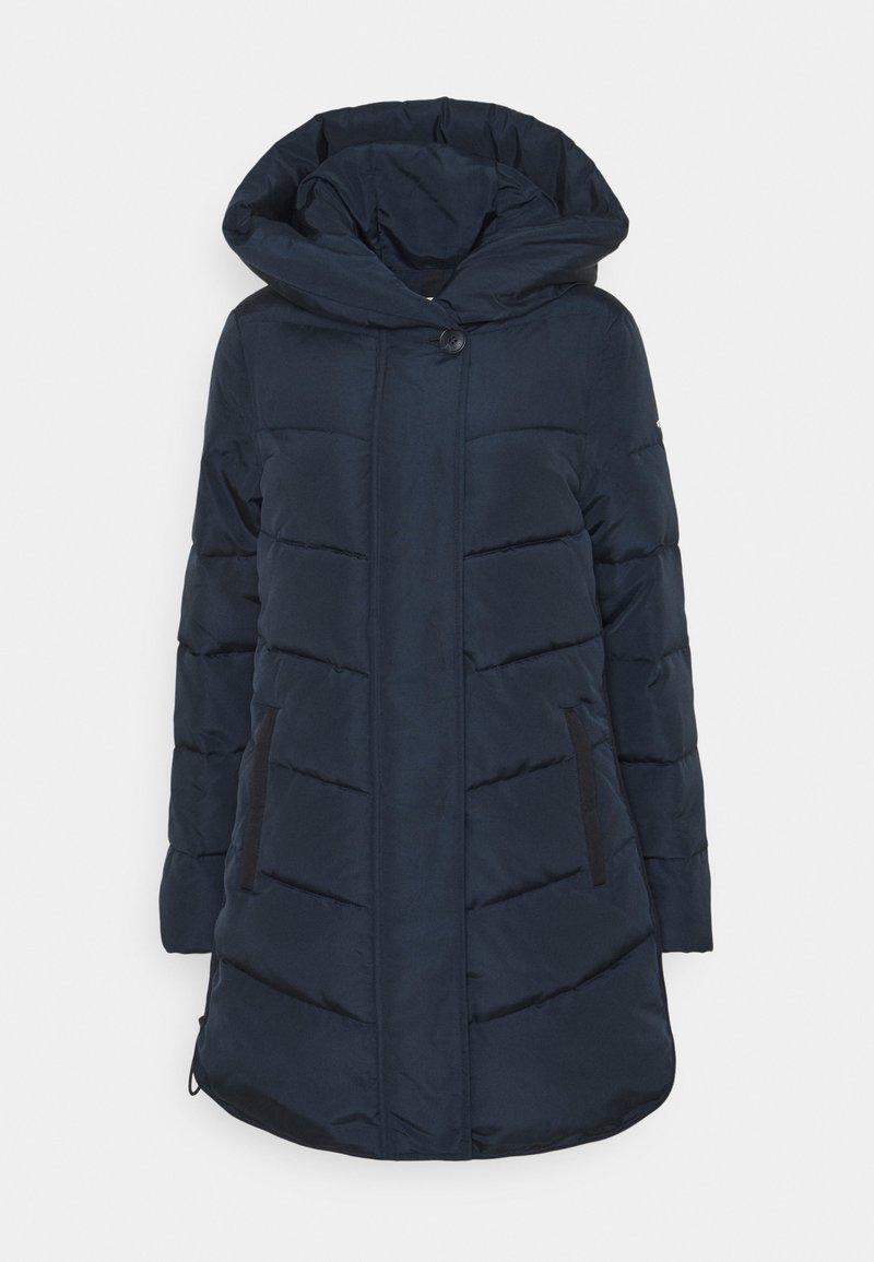 TOM TAILOR - WINTERLY PUFFER COAT - Winter coat - sky captain blue