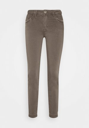 SUMNER JEWEL PANT - Trousers - chocolate chip