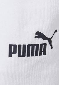 Puma - AMPLIFIED PANTS - Spodnie treningowe - puma white - 6