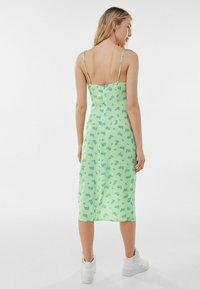 Bershka - Day dress - green - 1