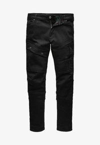 G-Star - AIRBLAZE 3D SKINNY - Jeans Skinny Fit - pitch black - 0