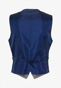 Burton Menswear London - CHECK WAISTCOAT - Gilet elegante - neutral - 1