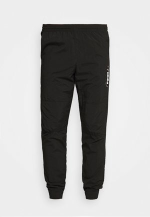 NUTILITY PANTS - Tracksuit bottoms - black