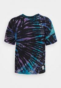 Mennace - MENNACE SUNDAZE TIE DYE BOXY - Print T-shirt - multi - 0