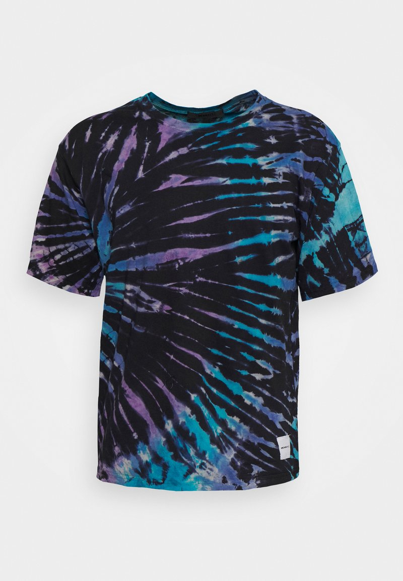 Mennace - MENNACE SUNDAZE TIE DYE BOXY - Print T-shirt - multi