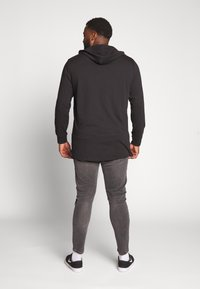Only & Sons - ONSWF DEAN HOODIE - Pitkähihainen paita - black - 2