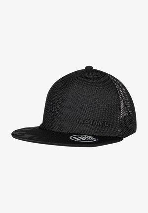 Cap - black-black