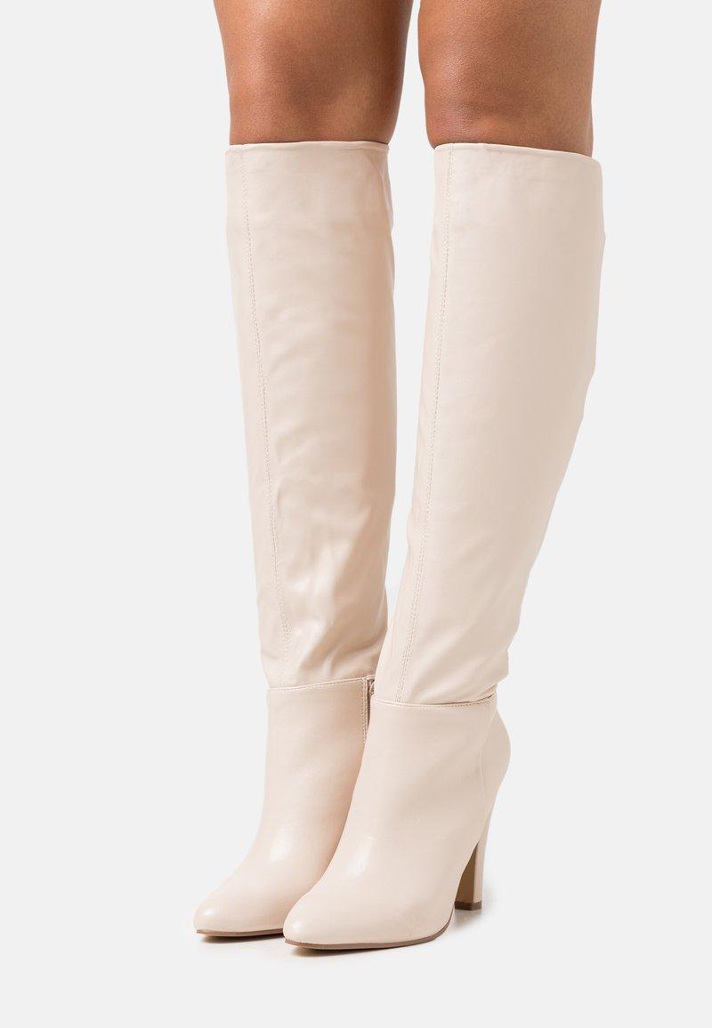 Wallis - PINNIE - High heeled boots - neutral