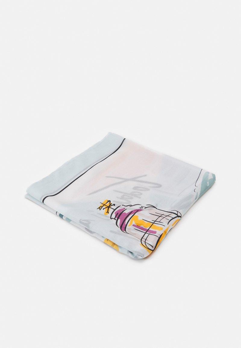 Trussardi - MAIN KEFIA STAMPA MILANO  - Šátek - multicolor
