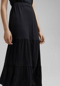 Esprit - A-line skirt - black - 3